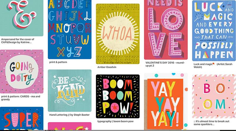 Pinterest comme outil de travail